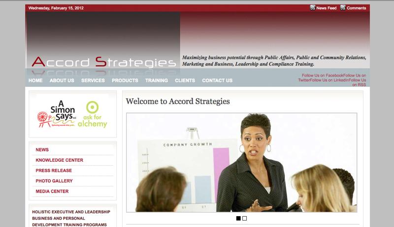 Accord Strategies