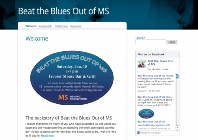 Beat the Blues Out of MS