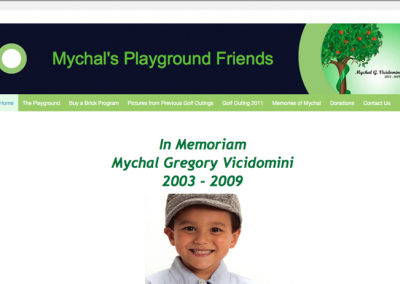 Mychal's Playground Friends