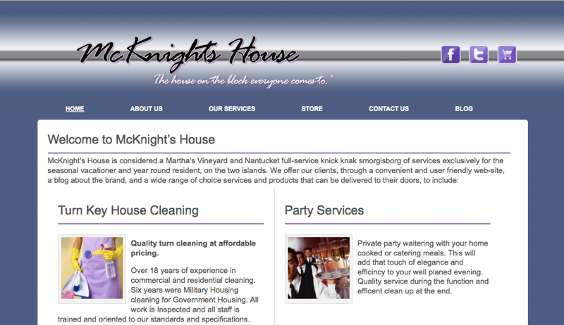 McKnights House