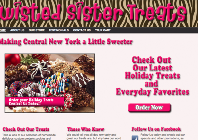 Twisted Sister Treats