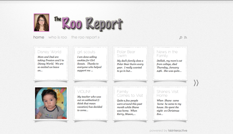 The Roo Report