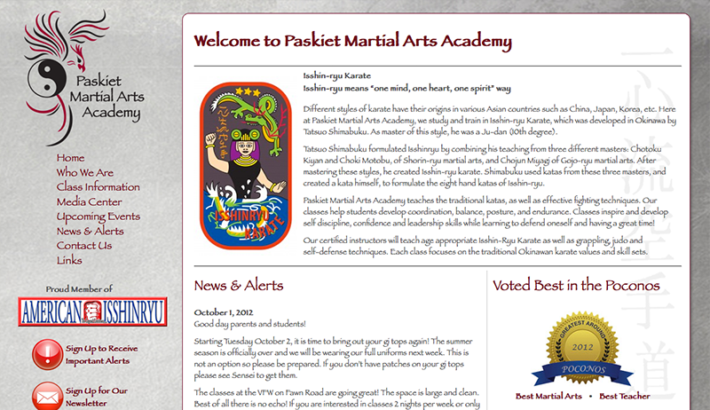 Paskiet Martial Arts