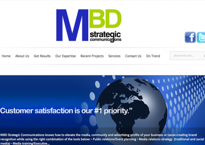 MBD Strategic Communications