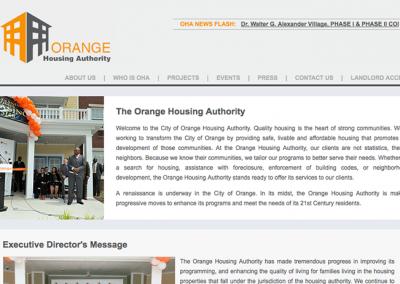 Orange Housing Authority