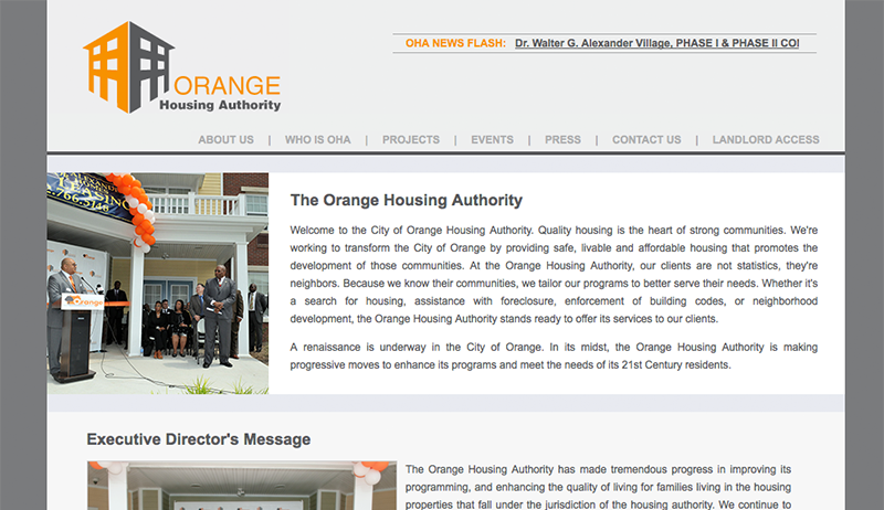 Orange Housing Authority